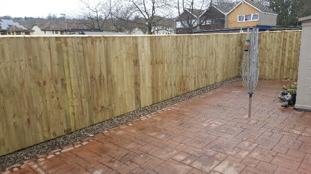 Garden Fence Contractor St Andrews Fife